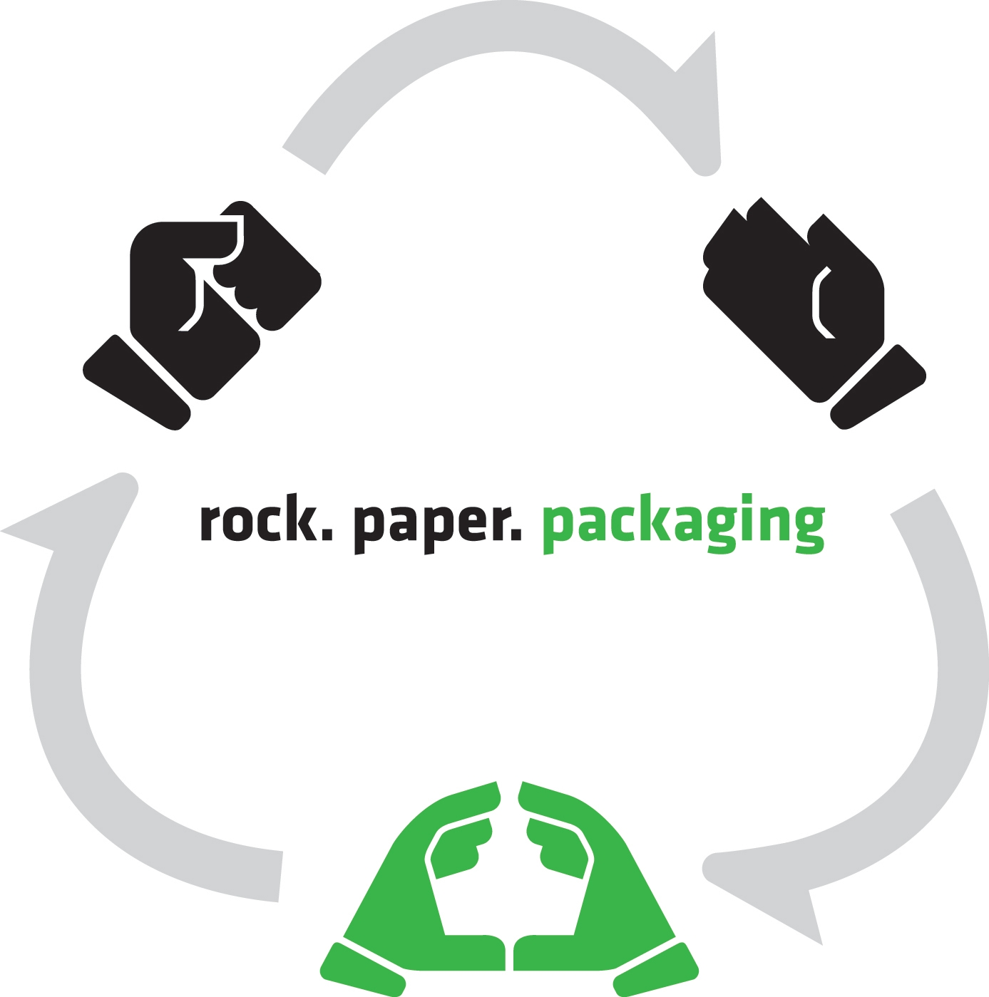 rock paper packaging
